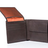 Billfold_ID_Flap_Brown_open - high res
