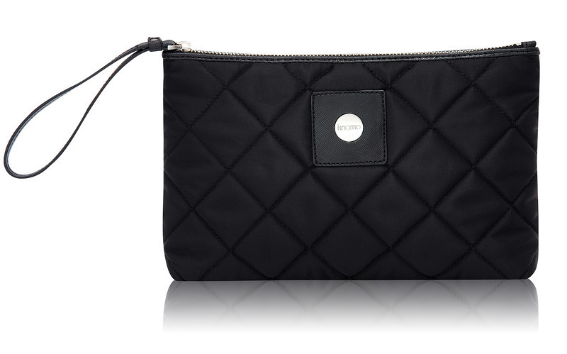 Annie_cable_bag_Bayswater_Black_Quilt _front