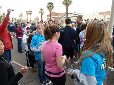 AZ Rock N Roll Marathon and Half