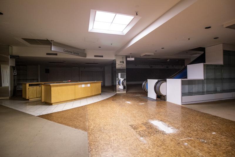 Abandoned: Burdines Department Store