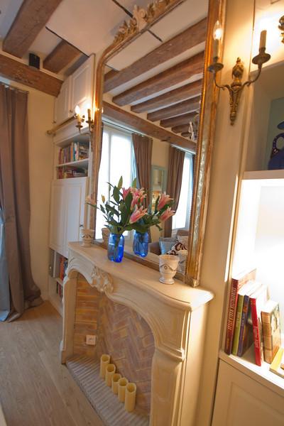 Abby's Marais Apartment