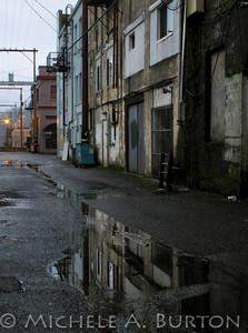 Alleyway - Aberdeen, WA