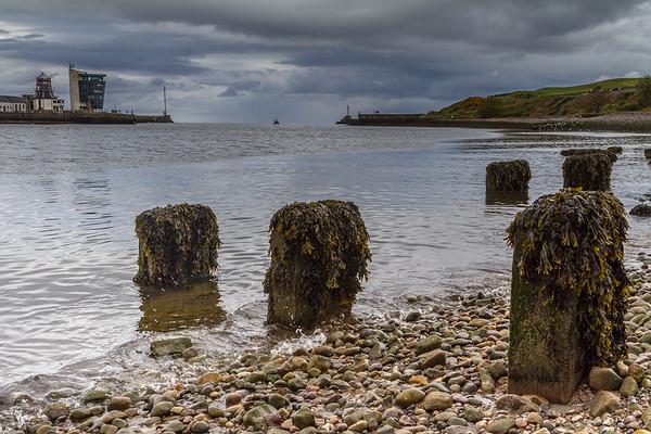 Low tide, Dee estuary, Aberdeen