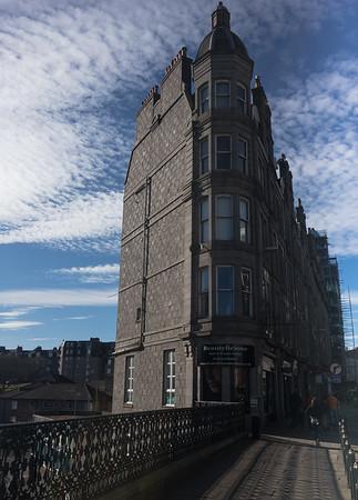 Aberdeen's ironstone