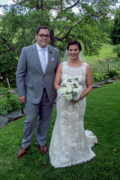 Abigail & Todd Wedding - June 13, 2015