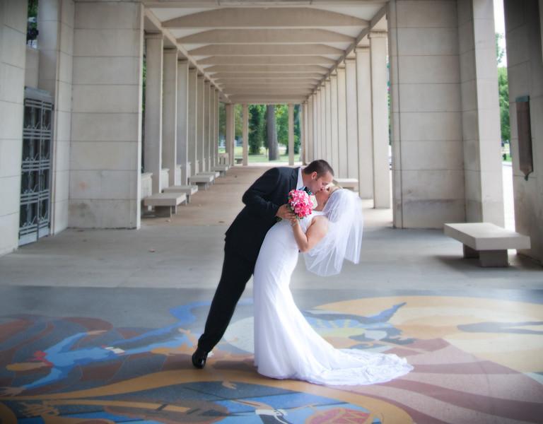 Wedding of Lori and Mark 08/20/2011