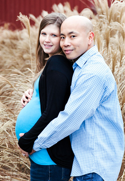 My first Maternity shoot with Sarah and Vince.