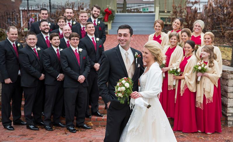 Maria and Tony Wedding