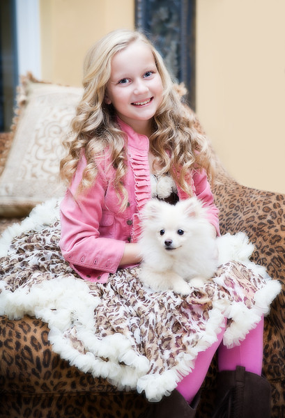 This is Remey, a future star model and actress!