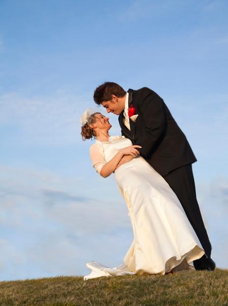 Wedding of Joel and Morgan 03/12/2011