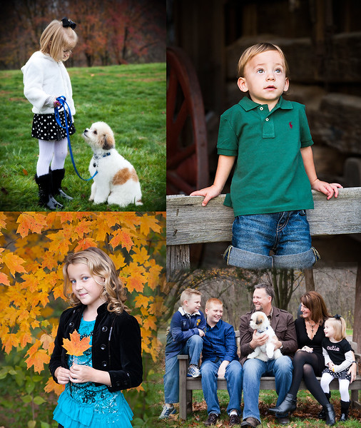 I am running a Fall special on Family Photography. Anyone that mentions this add will receive a 25% discount through November!