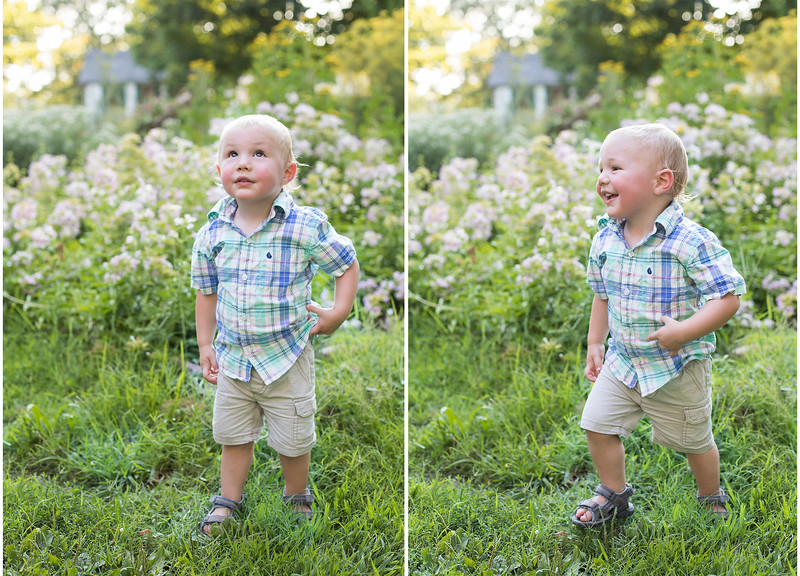 Little Lukas is growing so fast!