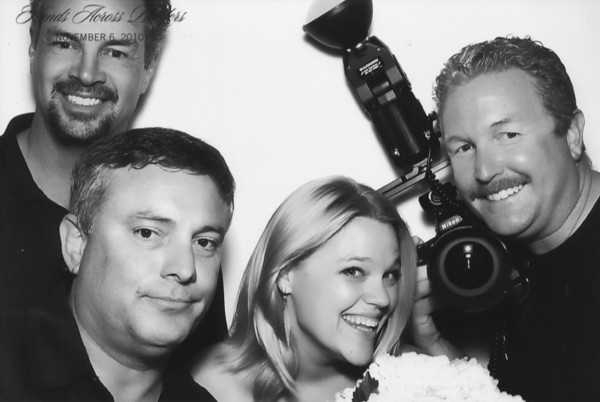 Shane (guy with huge flash) invited Mark and myself as backup photographers for PCI Event back in December. Not sure who the blond is but sure added an an element of class to this photo.