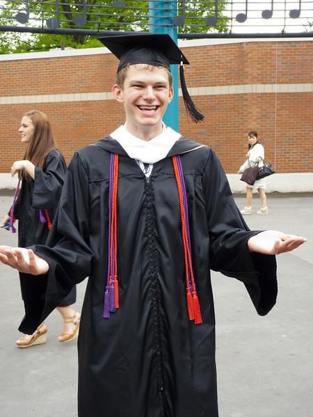 Skidmore graduation