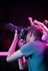 Concert shooting