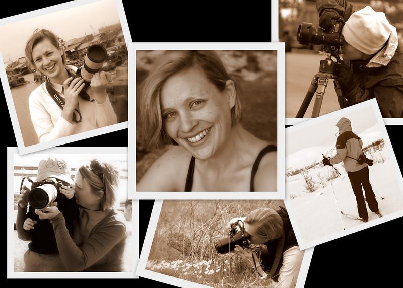 """Ordet """"spectoccasio"""" betyder """"se det perfekta ögonblicket"""", vilket reflekterar fotografens roll och filosofi. Som fotograf observerar jag ofta omvärlden genom kameran. Min passion är att fånga de där speciella ögonblicken – med människor, platser och natur. När jag inte fotograferar människor, hittar ni mig ofta promenerande, hukande eller krypande utomhus med min kamera där jag fångar både vackra vyer och det vackra i naturens detaljer.<br /> <br /> <br /> <br /> Jag tycker att man tar de bästa bilderna i naturligt ljus, helst utomhus, gärna på morgonen eller eftermiddagen när ljuset är mjukare. En del ögonblick fångas bäst som svart-vita bilder medan andra minnen blir bäst i färg. Efter fotograferingen bearbetar jag bilderna på datorn för att de ska återspegla rätt ljus, färg och kontrast.<br /> <br /> Oftast håller jag mig i södra Skåne (Österlen, Ystad, Skurup) men ibland reser jag också.  Om du vill låta mig fånga dina perfekta ögonblick är det bara att höra av sig via mail eller telefon. Tills dess hoppas jag att du njuter av bilderna på min websida.<br /> <br /> - Anneli"""