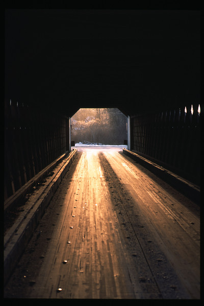 Covered Bridge Vertical