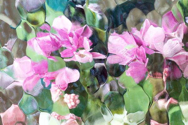 Floral Mosiac