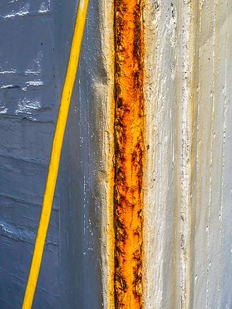 Dockside Abstract No.2