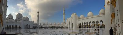 Abu Dhabi Mosque and Falcon Hospital