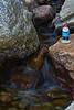 gnome at little hunters beach