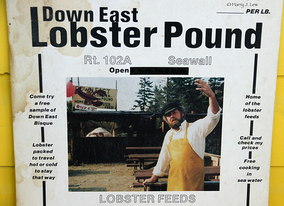 "Decades ago, Ed ran a lobster pound and lived a fast life. He earned the nickname, ""Fast Eddie, the lobster baron."""