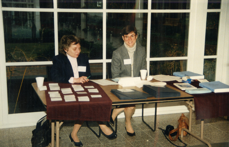 Diana MacDonald and Christina Bellinger