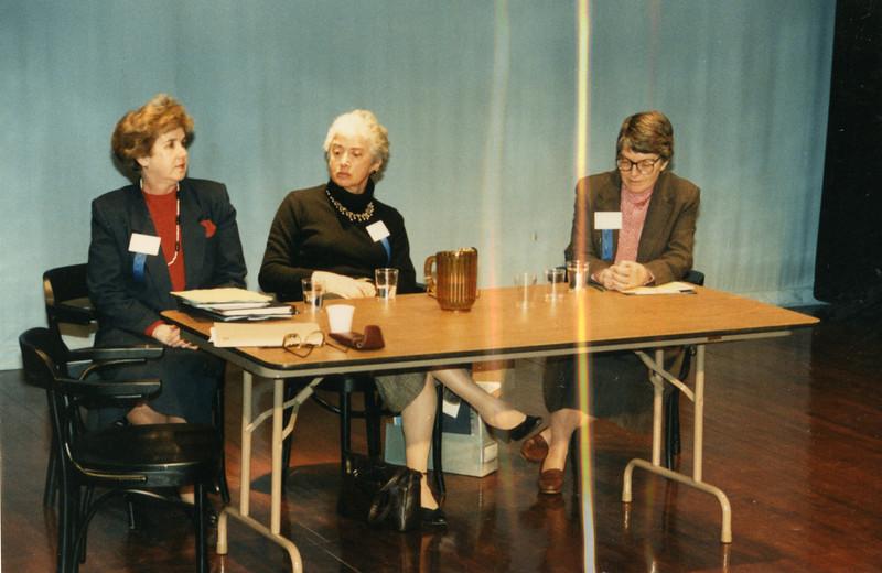 Virginia Day, Ellie Reichlein and Martha Davidson