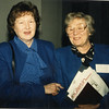 Dot Bergin and Dorothy Cowe