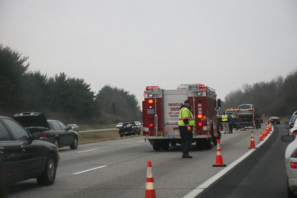 Accident Dec 27 2008 Rt.295 South