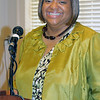 Cheryl Johnson, Human Resources, starts program.
