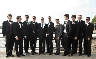 Adrian's Prom Pictures