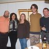Rick, Adrienne, Sara, Michael, David