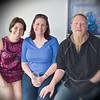 Nikki, Melissa, Dave