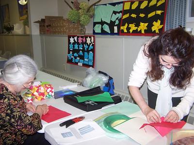 Advent Workshop 2012