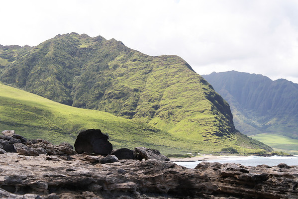 Adventure to Kaena Point
