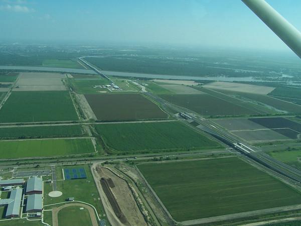Aerial Flooding Photos