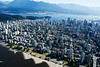 Vancouver from the air