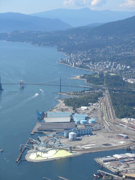 P8234193r Lions Gate Bridge Vancouver