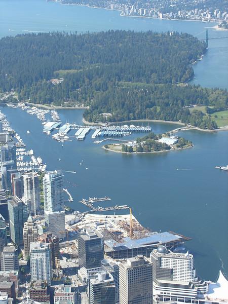 Stanley Park Vancouver BC