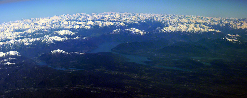 Lago d'Orta, Lago Maggiore, Lago di Monate, Lago di Varese