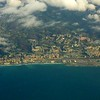 Genova, Voltri, VTE Terminal Container, autostrada dei Fiori, Italy