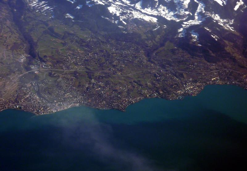 L'Arabie, Vevey, Entre Deux Villes, La Tour De-Peliz, Corsier-sur-Vevey, La Chiesaz, Lake Geneve, Switzerland