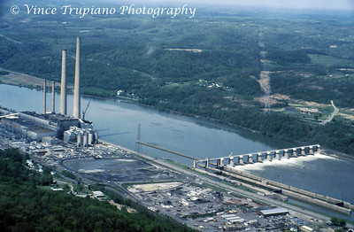 Stratton Power Plant in Stratton, OH - 1986