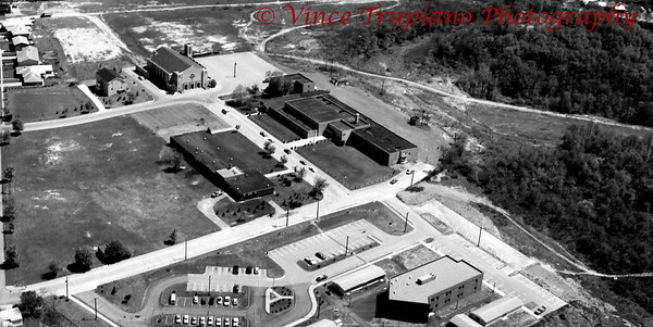 West Virginia Northern Community College, St. Joseph the Worker Grade School, Madonna High School and Convent, and St. Joseph the Worker Church - 1983