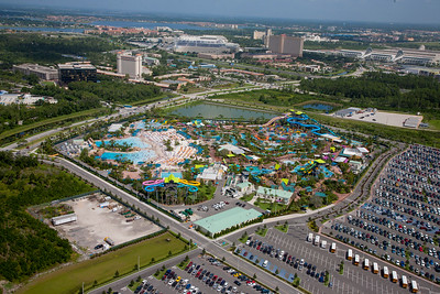 Aquatica Water Park in Orlando