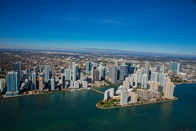 Brickell Area, Miami Florida