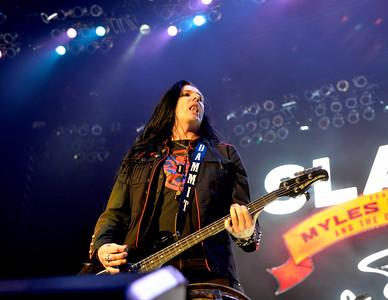 Aerosmith and Slash perform at the Pepsi Center on Aug. 19, 2014. Photos by Joshua Lowe, heyreverb.com.