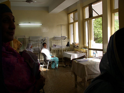 District Hospital, Newborn Nursery, Jalalabad