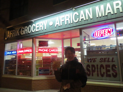 Afrik Grocery & Halal Meat 607 Cedar Avenue South , Minneapolis , MN , 55454 Phone: (612)343-0245 http://www.grocerycouponnetwork.com/grocerystores/storelocator.php?bizID=18704